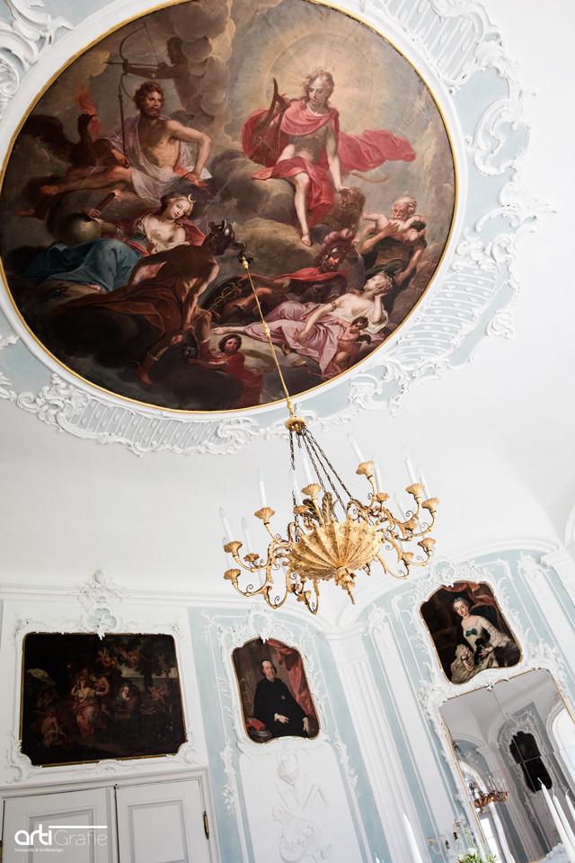Barocksaal-Schloss Rheder