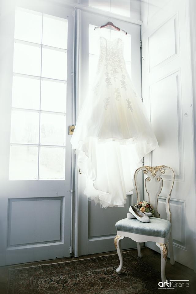 Hochzeitsfotografie-das Brautkleid
