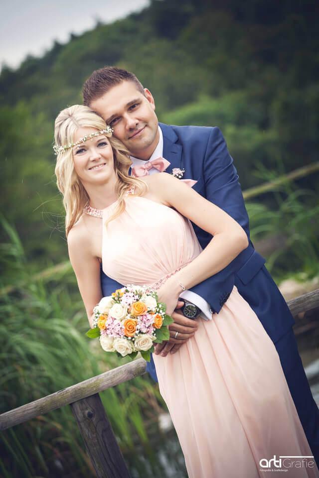 Hochzeitsfotografie Burg Scharfenstein Steffen & Katharina