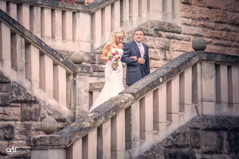 Schloss Wolfsbrunnen Eschwege Hochzeitsfotografie-16