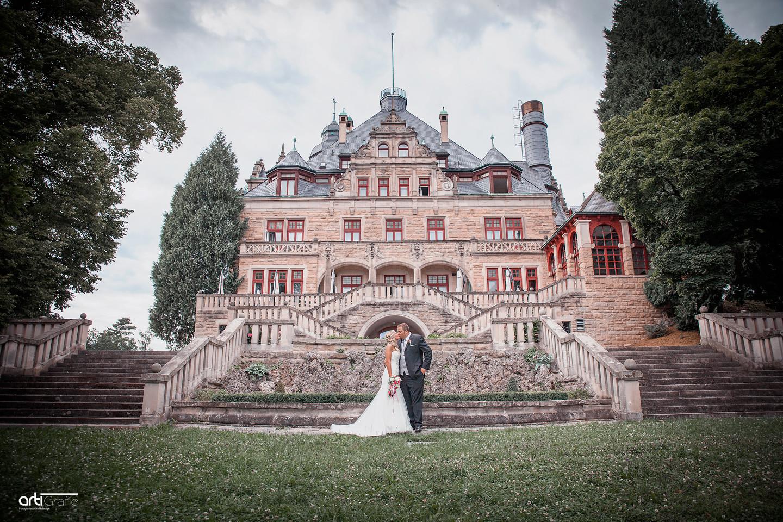 Schloss Wolfsbrunnen Eschwege Hochzeitsfotografie-2