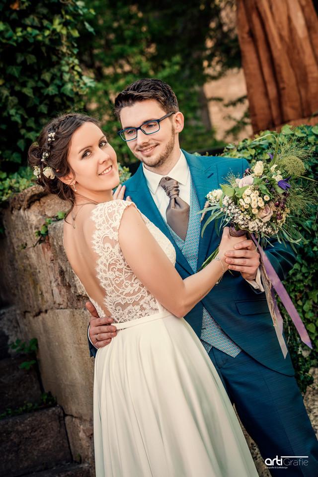 Hochzeitsfotografie Kloster Anrode